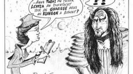 An Difríocht idir an Ghaeilge agus an Klingon – The difference between Irish and Klingon