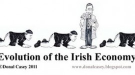 Evolution of the Irish Economy