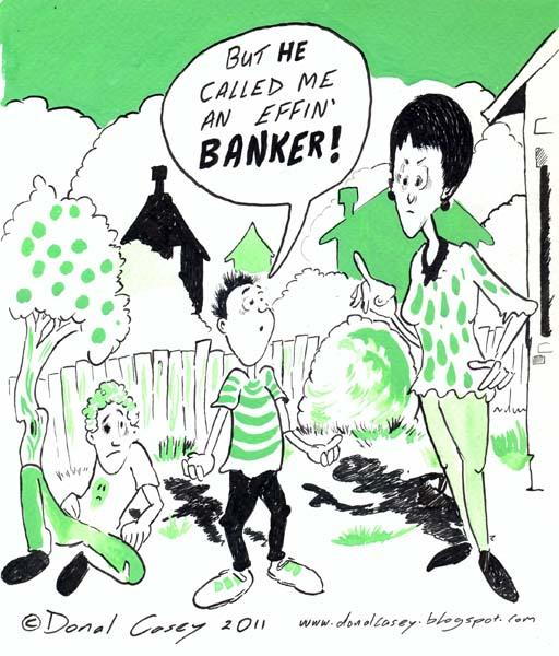 An Effin Banker