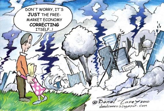Free Market Correction