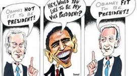 Barack Obama chooses Senator Joe Biden as running mate