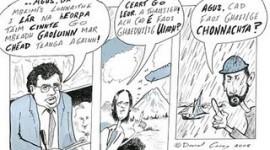An Ghaoluinn a chur chun cinn…..