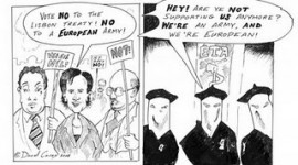 Sinn Féin and the Lisbon Treaty