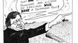 Brian Cowen has a dream