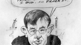 Ó Cuiv speaks Frackish