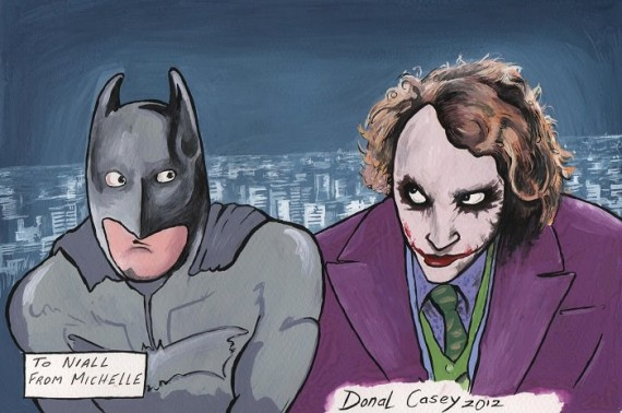 Joker &amp; Batman