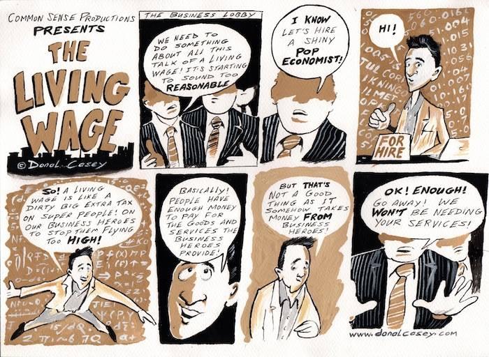 living wage essay