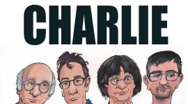 We Were Charlie – Charlie Hebdo Cartoonists