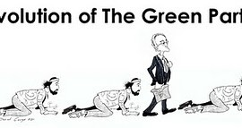 Evolution of The Green Party