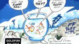 Goldfish Politics – Fianna Fáil