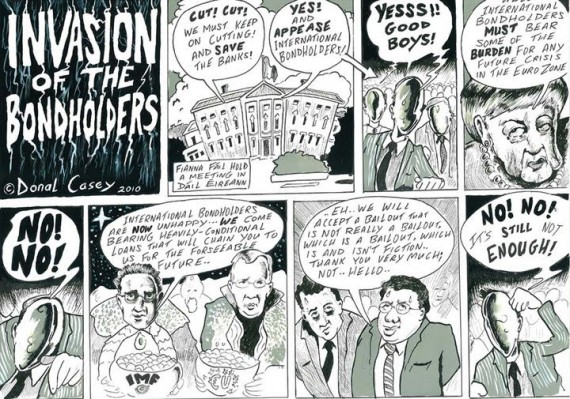 invasion of bondholders