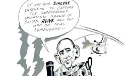 Obama Osama Death