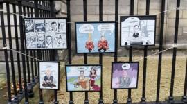 Art on the Rails – Kilmainham Arts Festival 2012
