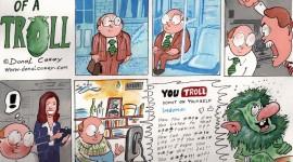 The Secret Life of a Troll