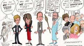 Election 2016 Cartoon