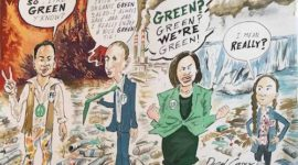 Irish Politics Goes Green